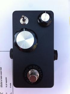 2KFCN 2 knob fuzz custom noise v1