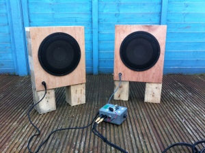 DIY 9v soundsystem 100314