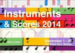 Instruments & Scores 2014 1