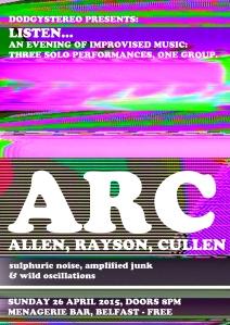ARC Listen 260415 flyer
