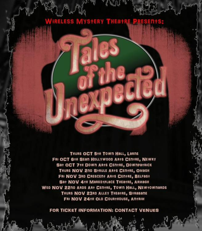 WMT Tales of the Unexpected