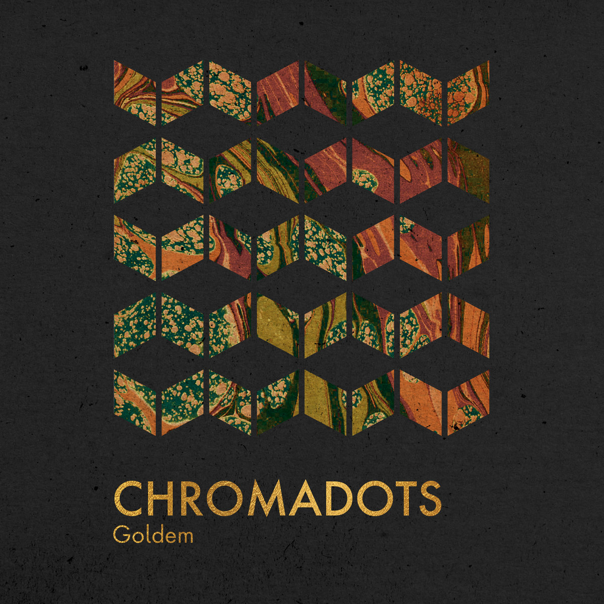 chromadots - goldem